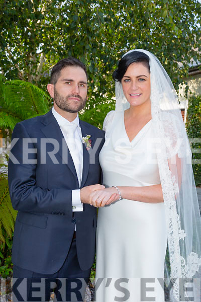 Melissa Elizabeth Walsh, Tralee, daughter of Patrick and Elizabeth Walsh, and Nicholas John Murphy, son of Anthoney and Olivia Murphy were married at St. Moling and Carthage's Church Brosna by Fr. Anthony O'Sullivan on Saturday 5th September 2015 with a reception at Ballygarry House Hotel