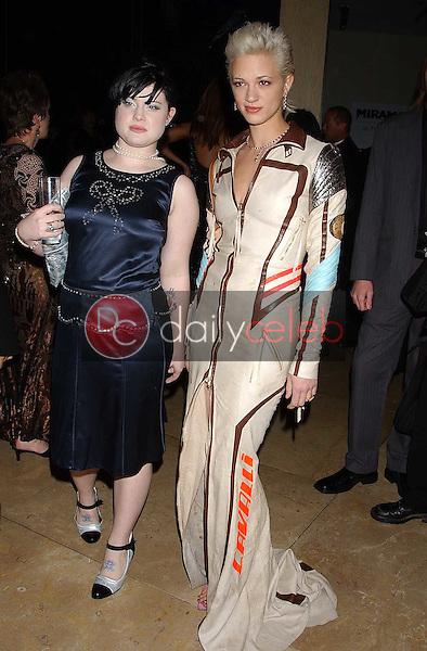 Kelly Osbourne and Asia Argento