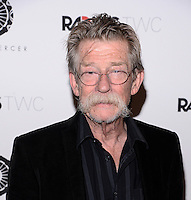 NEW YORK, NY - JUNE 24 : John Hurt pictured at the Premiere of premiere of RADiUS-TWC's SNOWPIERCER at MOMA in New York City, June 24, 2014 in New York City.© HP/ Starlitepics.