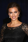 Irina Shayk  attending the  2013 White House Correspondents' Association Dinner at the Washington Hilton Hotel in Washington, DC on 4/27/2013