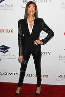 BEVERLY HILLS, CA, USA - OCTOBER 14: Teri Hatcher arrives at the 20th Annual Fulfillment Fund Stars Benefit Gala held at The Beverly Hilton Hotel on October 14, 2014 in Beverly Hills, California, United States. (Photo by Celebrity Monitor)