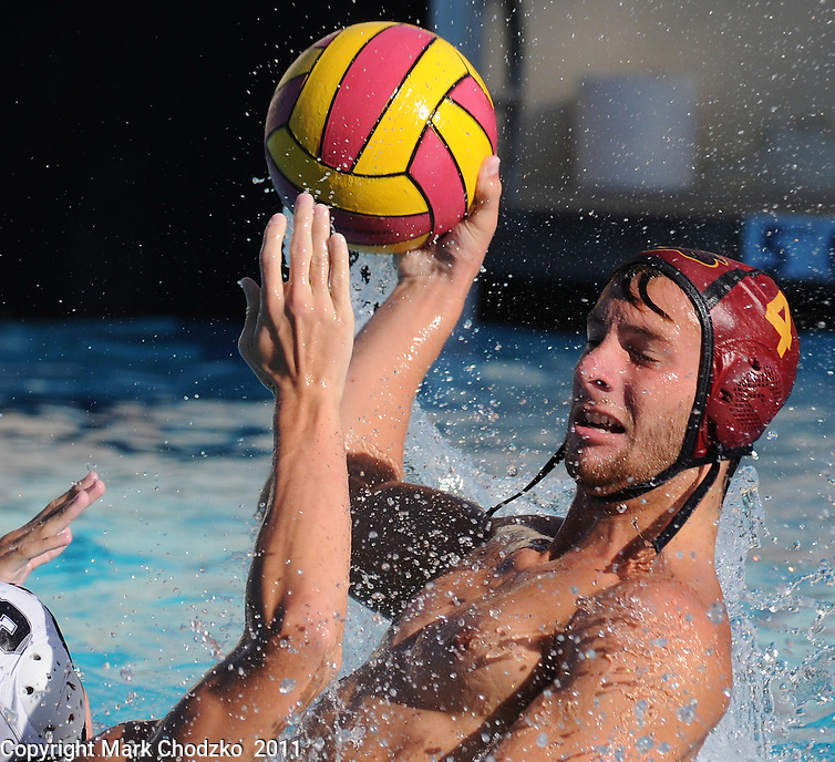 Waterpolo action photography