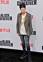 "LOS ANGELES, USA. June 04, 2019: Diane Warren at the premiere for ""The Black Godfather"" at Paramount Theatre.<br /> Picture: Paul Smith/Featureflash"