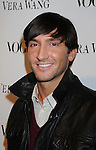 LOS ANGELES, CA. - March 02: Figure skater Evan Lysacek attend the Vera Wang Store Launch at Vera Wang Store on March 2, 2010 in Los Angeles, California.