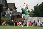 Rory McIlroy (NIR)teeing off on the 17th tee on day 1 of the World Golf Championship Bridgestone Invitational, from Firestone Country Club, Akron, Ohio. 4/8/11.Picture Fran Caffrey www.golffile.ie