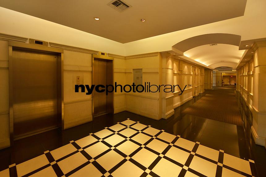 Lobby at 116 Central Park South