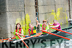 l-r  Eileen Quirke, Eilish Deen, Breda Quirke and Siobhan Goodwin from Maharees at the Maharees Regatta on Sunday