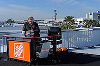 Broadcaster Ken Squier.