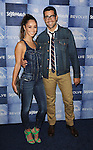 Cara Santana and Jesse Metcalfe arriving at People StyleWatch 4th Annual Denim Issue Party held at The Line in Los Angeles, CA. September 18, 2014.