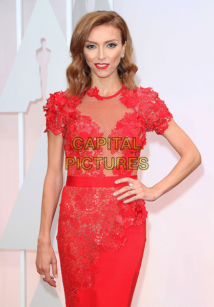 22 February 2015 - Hollywood, California - Giuliana Rancic. 87th Annual Academy Awards presented by the Academy of Motion Picture Arts and Sciences held at the Dolby Theatre. <br /> CAP/ADM<br /> &copy;AdMedia/Capital Pictures Oscars