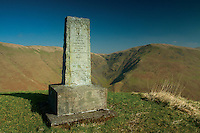 Covenanters and the Devil's Beef Tub near Moffat, Galloway