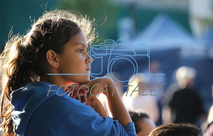 Emjae Salanoa enjoys the concert at the Carson City Off-Road, Nev., on Saturday, June 16, 2018. <br /> Photo by Cathleen Allison/Nevada Momentum