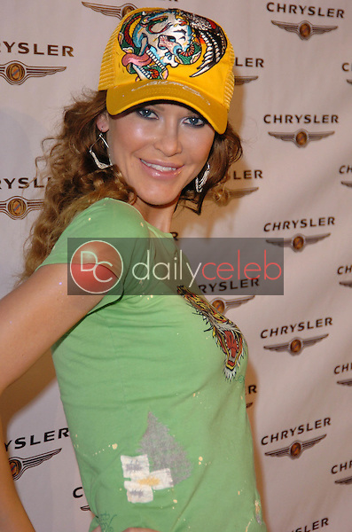 Lori Smith <br /> at the Up Close and Personal with The Chrysler Crossfire and 300C, Vine Street Lounge, Hollywood, CA 05-07-05<br /> Chris Wolf/DailyCeleb.com 818-249-4998