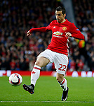 Henrikh Mkhitaryan of Manchester United during the UEFA Europa League Quarter Final 2nd Leg match at Old Trafford, Manchester. Picture date: April 20th, 2017. Pic credit should read: Matt McNulty/Sportimage