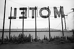 Edward Keating: Route 66, Motels