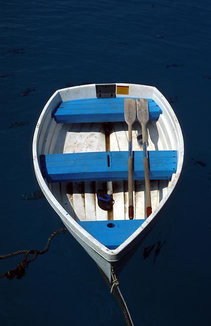 Une barque. *** A boat.