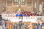All the Children who received their first holy communion in St. Mary's church Listowel on  Saturday