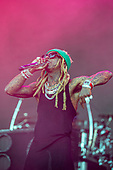 Lil Wayne; Live: 2019<br /> Photo Credit: JOSH WITHERS/ATLASICONS.COM