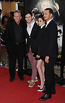 LOS ANGELES, CA - MAY 29: Joe Roth, Sam Claflin and Kristen Stewart and Rupert Sanders arrive at the 'Snow White And The Huntsman at Westwood Village on May 29, 2012 in Los Angeles, California.