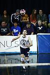 2017 BYU Men's Volleyball vs Concordia Irvine