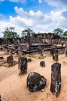 Polonnaruwa Ancient City, Buddha Seema Prasada, UNESCO World Heritage Site, Sri Lanka, Asia. This is a photo of Buddha Seema Prasada at Polonnaruwa Ancient City, a UNESCO World Heritage Site, Sri Lanka, Asia.