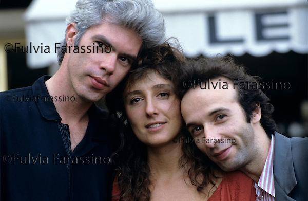 Roberto Benigni,Nicoletta Braschi, Jim Jarmush
