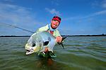 Fly fishing Boca Paila Mexico