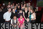 30th: Eilish O'Flaherty, Abbeyfeale, celebrating her 30th birthday last Saturday night in Murphy's Bar, Abbeyfeale.