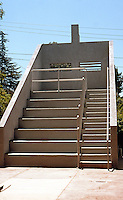 Escondido: Sunrise Place--stairs. Davids-Killory, Architects, 1993.