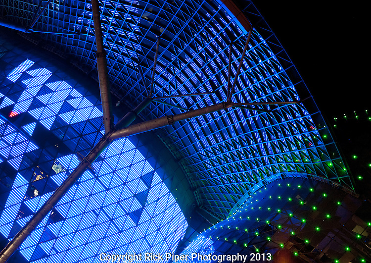 ION Orchard Night 02 - ION Orchard at night, Orchard Rd, Singapore
