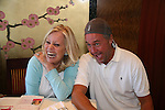 Tina Sloan and Mike Gold - Final Meet and Greet - Day 5 - Wednesday August 4, 2010 - So Long Springfield at Sea on the Carnival's Glory (Photos by Sue Coflin/Max Photos)