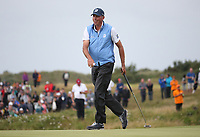 Matt Kuchar (USA) at the 9th during Sunday's Final Round at The 146th Open played at Royal Birkdale, Southport, England.  23/07/2017. Picture: David Lloyd | Golffile.<br /> <br /> Images must display mandatory copyright credit - (Copyright: David Lloyd | Golffile).
