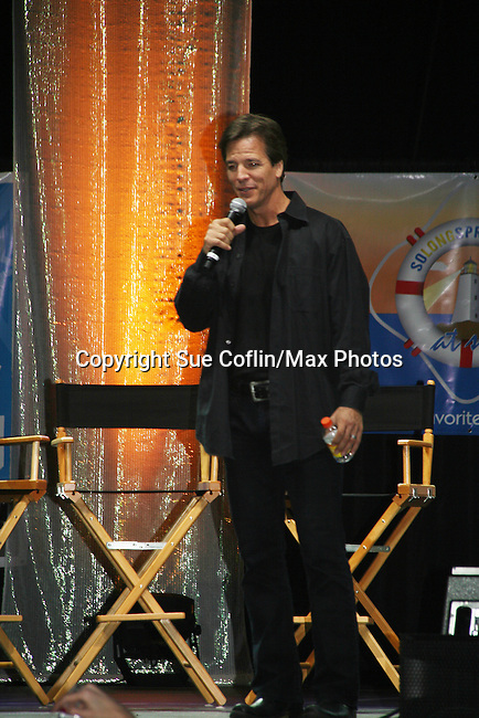 Bradley Cole - So Long Springfield celebrating 7 wonderful decades of Guiding Light Event - come to see fans at Mohegan Sun, Uncasville, Ct on March 7, 2010. (Photo by Sue Coflin/Max Photos)
