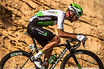 Jacques Janse van Rensburg (RSA) Team Dimension Data part of the breakaway group during Stage 4 of the 2018 Tour of Oman running 117.5km from Yiti (Al Sifah) to Ministry of Tourism. 16th February 2018.<br /> Picture: ASO/Muscat Municipality/Kare Dehlie Thorstad   Cyclefile<br /> <br /> <br /> All photos usage must carry mandatory copyright credit (&copy; Cyclefile   ASO/Muscat Municipality/Kare Dehlie Thorstad)