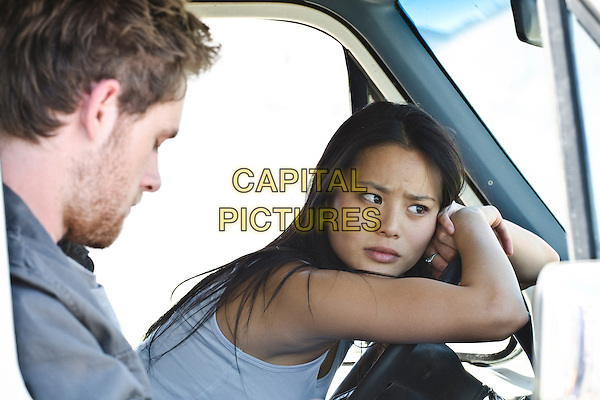 Matt O'Leary &amp; Jamie Chung <br /> in Eden (2012) <br /> *Filmstill - Editorial Use Only*<br /> CAP/FB<br /> Image supplied by Capital Pictures