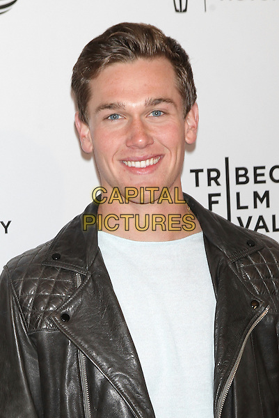 NEW YORK, NEW YORK - APRIL 15: Taylor John Smith at the World Premiere of 'Wolves'during the 2016 Tribeca Film Festival at SVA Teather on April 15, 2016 in New York City. <br /> CAP/MPI99<br /> &copy;MPI99/Capital Pictures