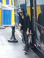 Justin Bieber in Belgium
