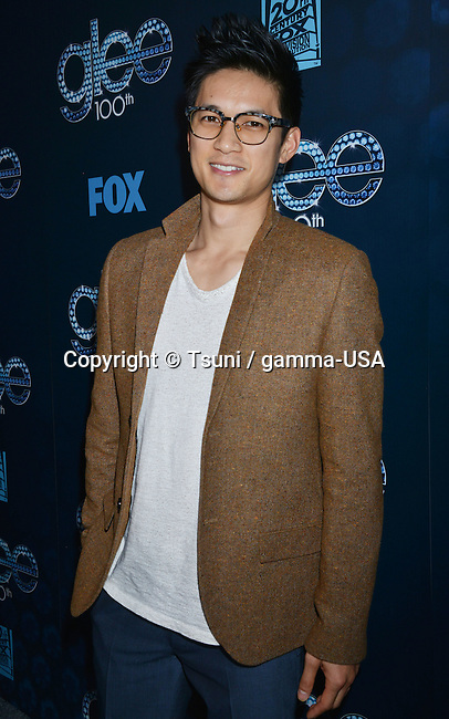 Harry Shum Jr 210 at the GLEE 100th Episode at the Chateau Marmont in Los Angeles.