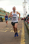 2019-11-17 Brighton 10k 03 AB Finish