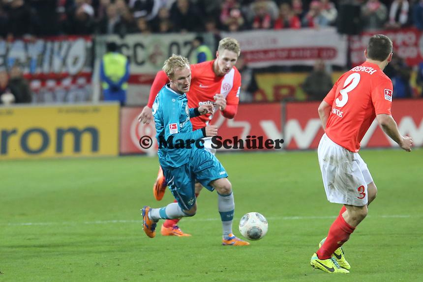 Jan Rosenthal (Eintracht) - 1. FSV Mainz 05 vs. Eintracht Frankfurt, Coface Arena, 12. Spieltag