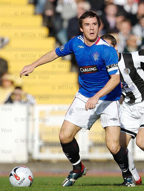 Barry Ferguson, Rangers.stock season 2006-2007.pic willie vass