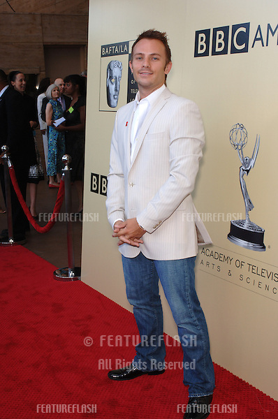 Actor CRAIG YOUNG at the BAFTA/LA & Academy of TV Arts & Sciences 3rd Annual Tea Party honoring Emmy nominees..September 17, 2005  Los Angeles, CA..© 2005 Paul Smith / Featureflash