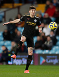 John Stones of Manchester City during the Premier League match at Villa Park, Birmingham. Picture date: 12th January 2020. Picture credit should read: Darren Staples/Sportimage