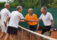 2013,August 24,Netherlands, Amstelveen,  TV de Kegel, Tennis, NVK 2013, National Veterans Tennis Championships,   <br /> Photo: Henk Koster