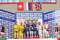 #72 SMP RACING (RUS) FERRARI F458 ITALIA ANDREA BERTOLINI (ITA) VIKTOR SHAITAR (RUS) SERGEY ZLOBIN (RUS)