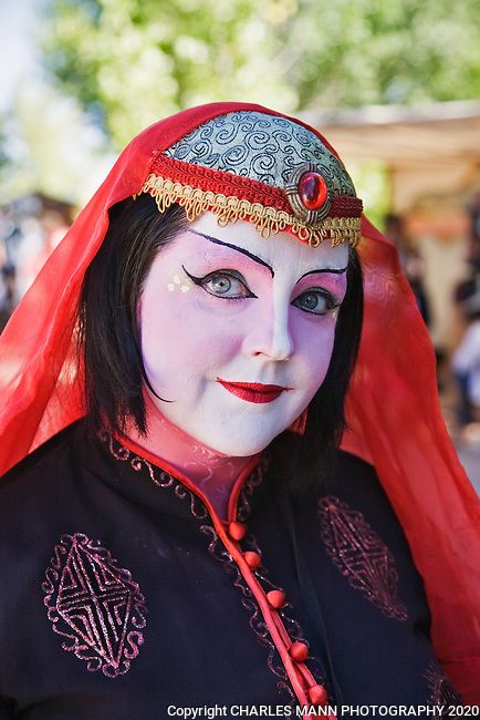 The Third Annual Santa Fe Renaissance Fair was held at Rancho de Las Golondrinas near Santa Fe in September 2010 and was a colorful and well attended event. Serendipity Tynker performs with the troupe Cland Tynker.