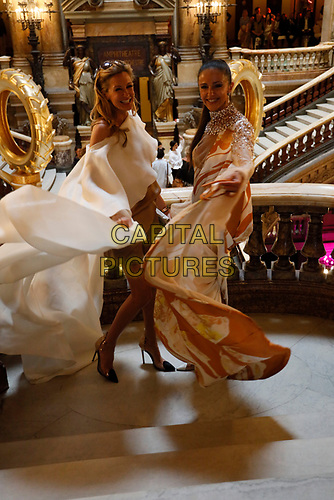 Guests at Stephane Rolland Haute Couture<br /> Paris Fashion week Haute Couture 2019<br /> Paris, France in July 2019.<br /> CAP/GOL<br /> ©GOL/Capital Pictures