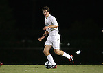 Tomek Charowski of Duke University on Tuesday September 27th, 2005 at Duke University's Koskinen Stadium in Durham, North Carolina. The Duke University Blue Devils defeated the Longwood University Lancers 3-1 during an NCAA Division I Men's Soccer game.