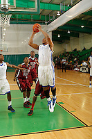 April 9, 2011 - Hampton, VA. USA;  Jarnell Stokes participates in the 2011 Elite Youth Basketball League at the Boo Williams Sports Complex. Photo/Andrew Shurtleff