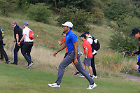 Julian Suri (USA) walking onto the 16th green during Round 4 of Made in Denmark at Himmerland Golf &amp; Spa Resort, Farso, Denmark. 27/08/2017<br /> Picture: Golffile | Thos Caffrey<br /> <br /> All photo usage must carry mandatory copyright credit     (&copy; Golffile | Thos Caffrey)